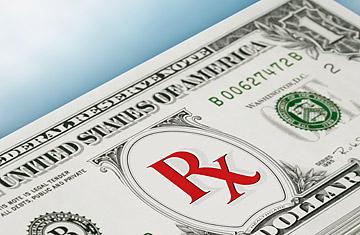 rx dollar bill